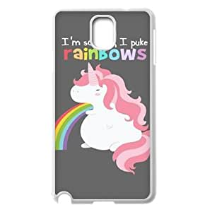 Unicorn Quote DIY Hard Case for Samsung Galaxy Note 3 N9000 LMc-39247 at LaiMc