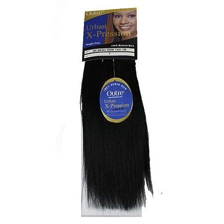 37767658f2f1c3 Outre Urban X-Pression 100% Human Hair Braids In Colour 4. 18