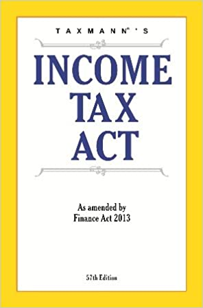 Buy Income-Tax Act Book Online at Low Prices in India