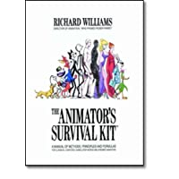 The Animator's Survival Kit: A Working Manual of Methods, Principles and Formulas for Computer, Stop-motion, Games and Classical Animators (Applied Arts)