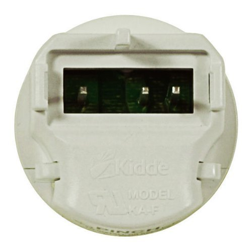 Kidde KA-F - Quick Convert Adapter - Allows Installation of Kidde Alarm in Firex by Kidde
