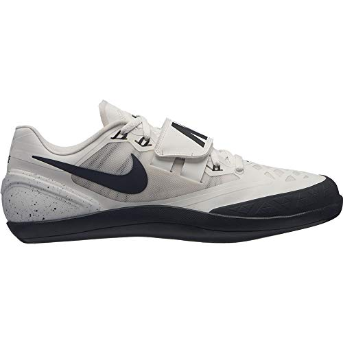 Nike Zoom Rival SD 2 Track and Field Throwing Shoes, 685134 001 (10.5 D(M) US, Phantom/Oil Grey) (Best Track And Field Shoes)