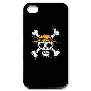 Exquisite stylish phone protection shell iPhone 4,4S Cell phone case for ONE PIECE pattern personality design