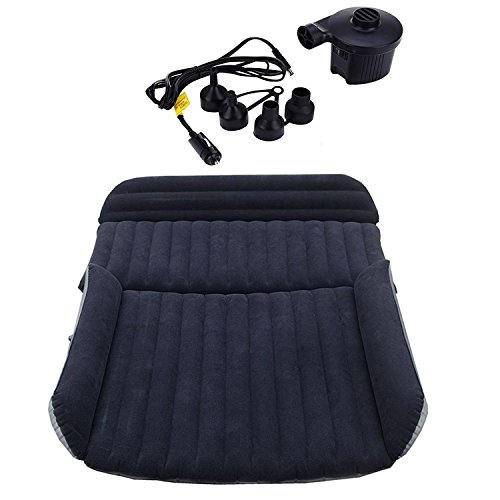 ZAOTOTO SUV Heavy Duty Backseat Car Inflatable Travel Mattress For Camping Perfect Your Minivan Or FULL