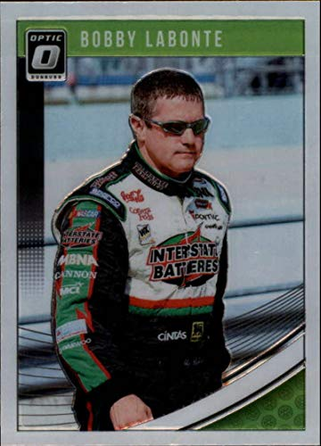 2019 Donruss Optic #54 Bobby Labonte Interstate Batteries/Joe Gibbs Racing/Pontiac Racing Trading Card