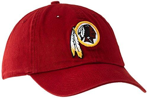 UPC 673106323467, NFL Washington Redskins '47 Clean Up Adjustable Hat, Razor Red, One Size
