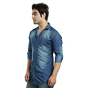 Kandy Men's Regular Fit Casual Shirt