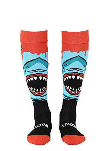 Factor Shark Bite Sock (Shark Soccer Socks compare prices)