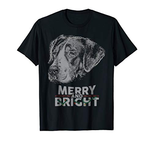 Merry and Bright Greater Swiss Mountain Dog ()