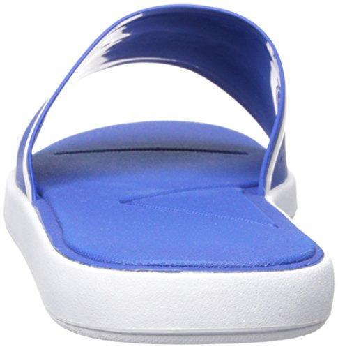 Lacoste Mens L.30 Slide Sandal Blue JjWiWCg