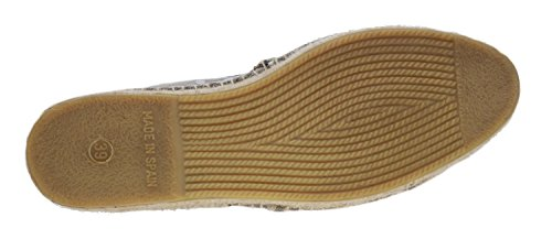 Buffalo Women's Loafer Flats Beige Taupe Taupe jmdKy5