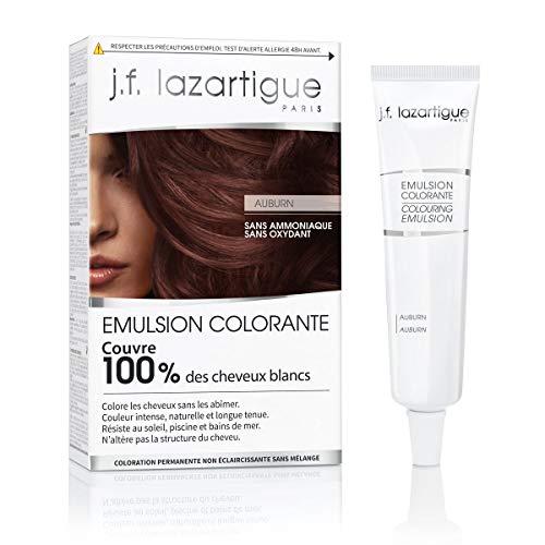 (J.F. Lazartigue Color Emulsion - Auburn 2.03 oz. )