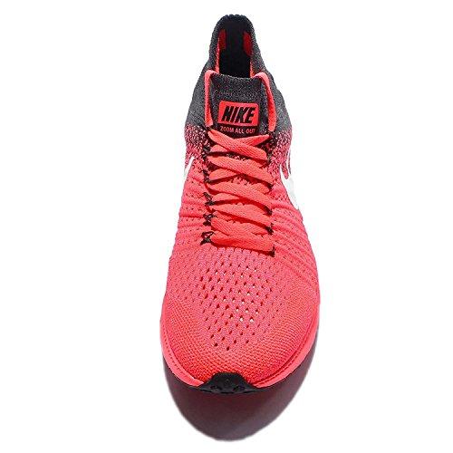 Nike Womens Zoome Ut Flyknit Joggesko Rød