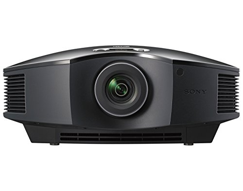 (Sony Home Theater Projector VPL-HW45ES: 1080P Full HD Video Projector for TV, Movies and Gaming - Home Cinema Projector with 3 SXRD Imagers and 1,800 Lumens for Brightness - 3D Compatible)