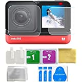 VGSION Tempered Film Screen Protector and Lens Protector for Insta360 One R 4K Edition