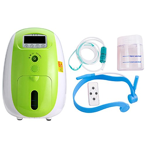 Enshey Mini Portable Oxygen Concentrator Oxygen Bar ...