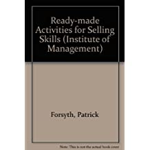 Ready Made Activities for Selling Skills