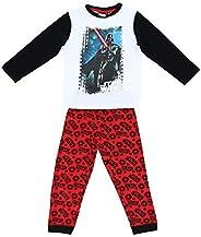 Textiel Trade Disney Boy's Star Wars Long Pajama
