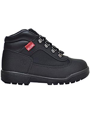 Little Kid's Field Boots Black Helcor tb0a1a5w