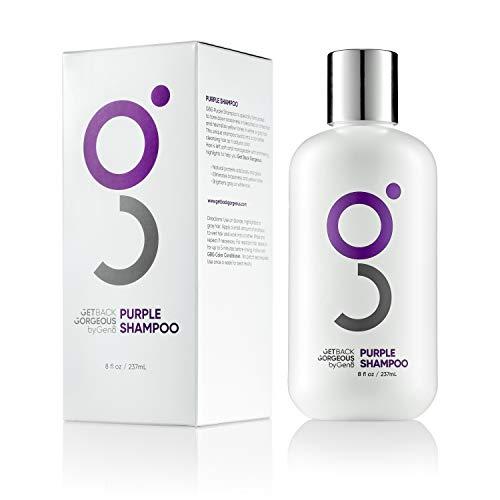 Purple Shampoo for Blonde