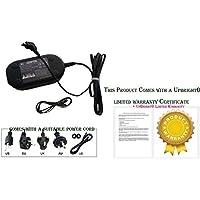 Digital Camcorder Ac Adapter for Jvc Ap-v21m, Ap-v18e, Ap-v19e