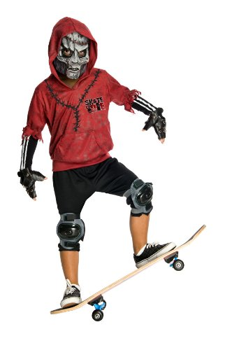 Zombie+Costumes Products : Rubie's Skate Or Die Stitches Costume
