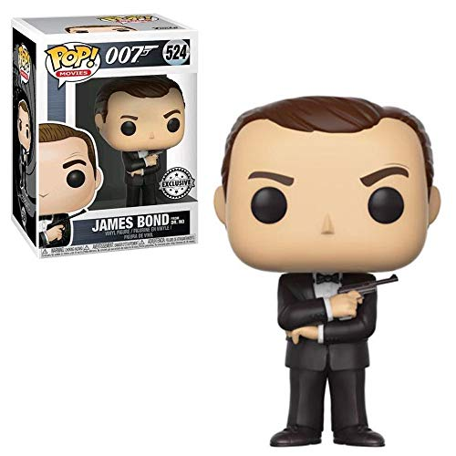 Funko Pop!- James Bond Sean Connery Figura de Vinilo (247
