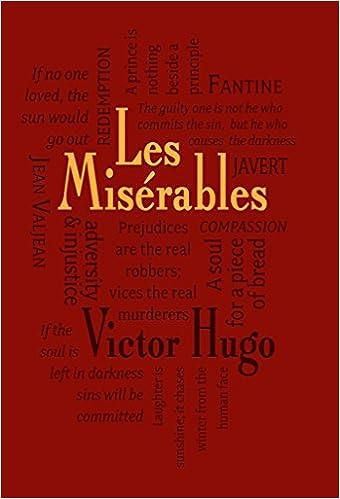 Amazon Com Les Miserables Word Cloud Classics 9781607108160 Hugo Victor Hapgood Isabel F Books