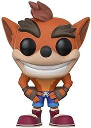 Funko, Figura Coleccionable Crash Bandicoot, (los estilos pueden variar)