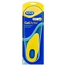 Scholl Active Everyday Insoles Gel for Men