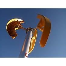 Small mini micro vertical axis wind turbine generator SMART WIND 1000 W darrieus savonius 1KW