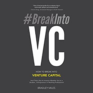 #BreakInto VC Audiobook