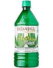 Patanjali Aloevera Juice Plain 1000Ml