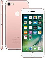 Smartphone, Apple, iPhone 7 MN952BR/A, 128 GB, 4.7'', Rosa