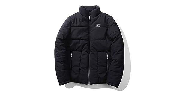 HARERSI Mens Jackets and Coats Thick Warm Parka Outwear at Amazon Mens Clothing store: