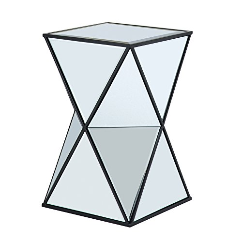 Madison Park Angular Mirror Accent Table by Madison Park
