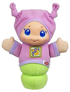 Playskool Lullaby Gloworm Girl (styles may vary)