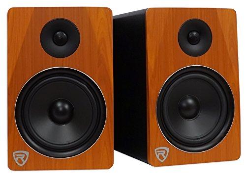 -Way 500W Active/Powered USB Studio Monitor Speakers Pair ()