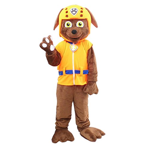 PAW Patrol Zuma Mascot Costume