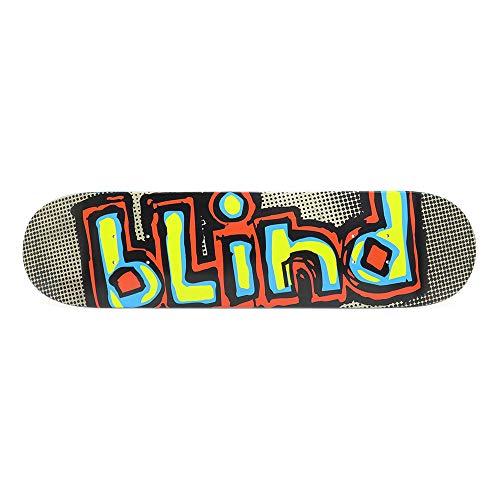 アリそれから落ちたBLIND KIDS DECK ブラインド 子供用デッキ TEAM OG LOGO MULTI 7.375 スケートボード スケボー SKATEBOARD