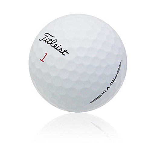 (Titleist Pro V1X 2014 Mint Refinished Golf)