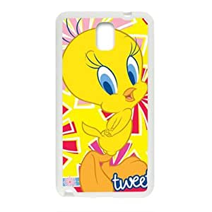 Tweety yellow duckling Cell Phone Case for Samsung Galaxy Note3 by runtopwell