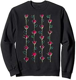 Beautiful Rosebuds Sweatshirt