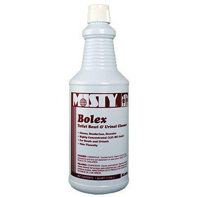Bolex 23 Percent Hydrochloric Acid Bowl Cleaner Wintergreen Bottle ()