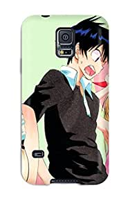 Durable Protector Case Cover With Nisekoi Hot Selling Design For Galaxy S5