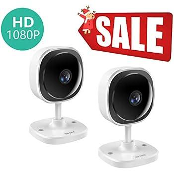 Amazon Com Wireless Security Camera System Outdoor