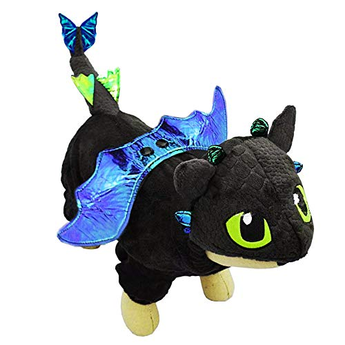 Meihejia Funny Halloween Dragon Costume Small Dog, Cat, Puppy - XL for $<!--$15.99-->