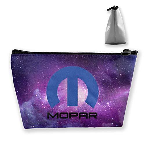 NEST-Homer Mopar Logo Storage Bag Handbag Purse Cosmetic Pouch Wallet Portable Makeup Receive Bag Large Capacity Bags Travel Wash Bag