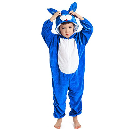 (Deluxe Child One-piece Dinosaur frog kids Animal Costumes attach Shoe Cover)