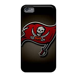 AshleySimms Apple Iphone 6 Plus Scratch Protection Mobile Covers Unique Design HD Tampa Bay Buccaneers Pattern [dHn9875jpfW]